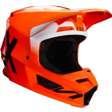 Comprar capacete-fox-v1-mvrs-werd-flo-orange