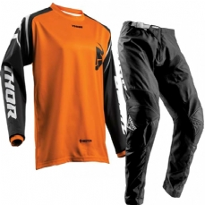 Comprar kit-calca--camisa-thor-sector-zone-black-orange