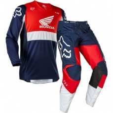 Comprar kit-calca--camisa-fox-180-honda-navy-red