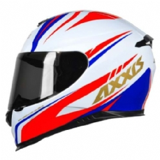 Comprar capacete-axxis-eagle-hybrid-white-blue-red